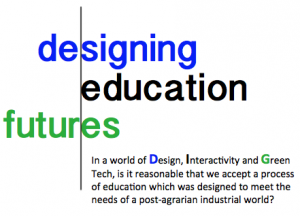 DesigningEducationFutures